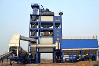 LB Hot Mix Asphalt Plant